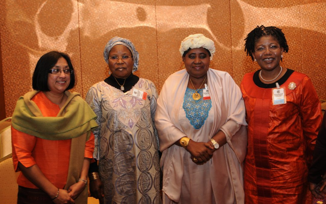 Taking women, peace and security to the next level in Africa